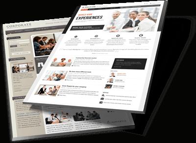 Создание сайта на WordPress - Корпоративный сайт на WordPress