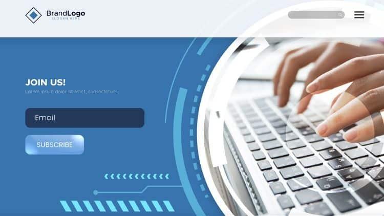 Створення сайту-візитки - Сайт-візитка