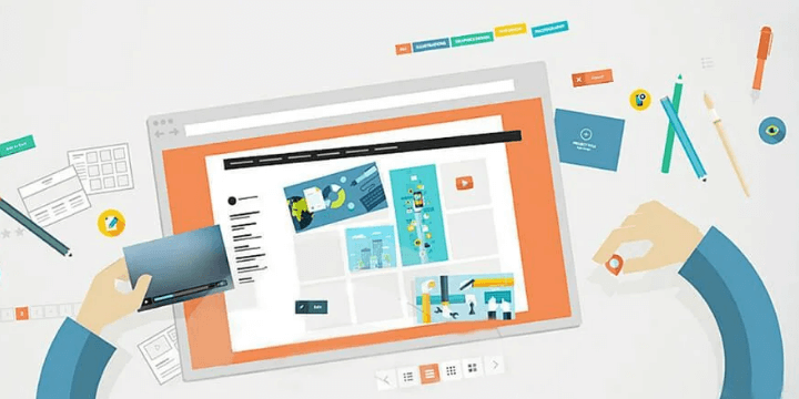 Создание сайта компании - Базовое наполнение сайта