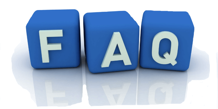 Создание сайта каталога - FAQ отдел вопросов и ответов
