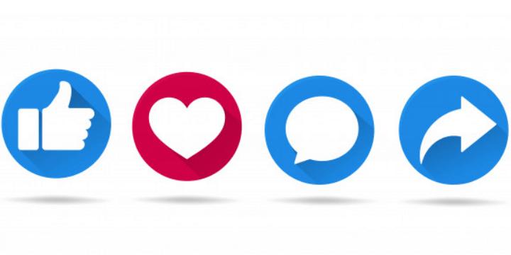 Создание сайта компании - Поставить Like и сделать комментарий