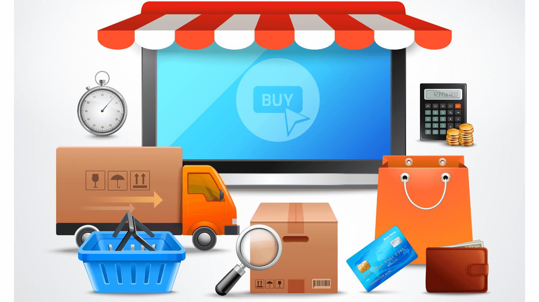 Создание Интернет магазина - Интернет магазин