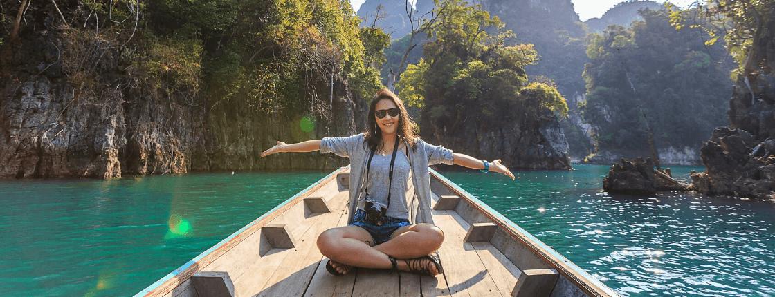 Создание сайта туристической компании - Сайт путешествий
