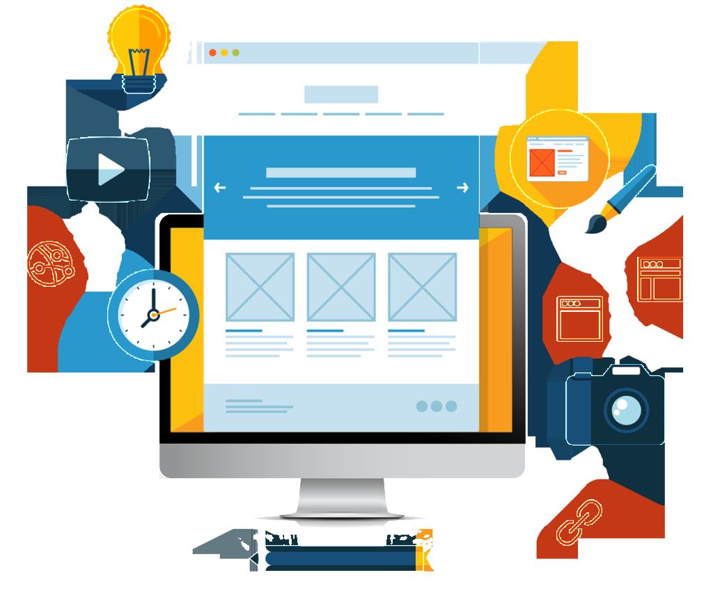 Модернизация сайта - обновление сайта