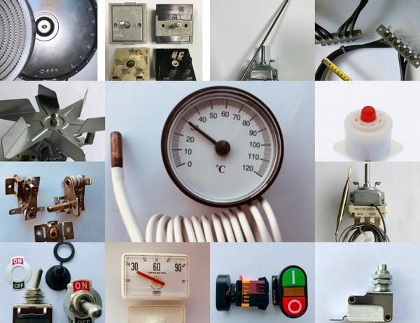 Сайт: Запчасти для теплового оборудования