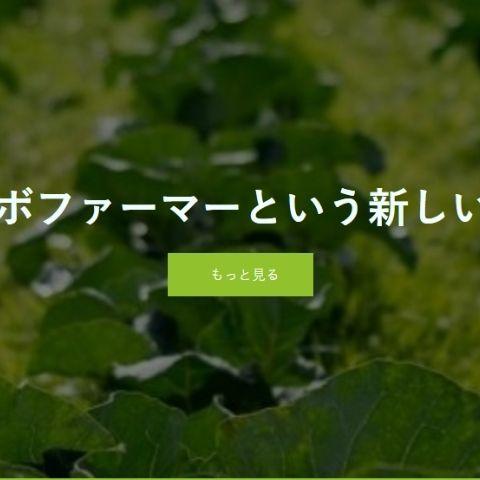 Сайт японської аграрної компанії